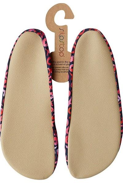 Slipstop Bordo Kadın Deniz & Havuz Ayakkabısı Ss19140102 Xoxo