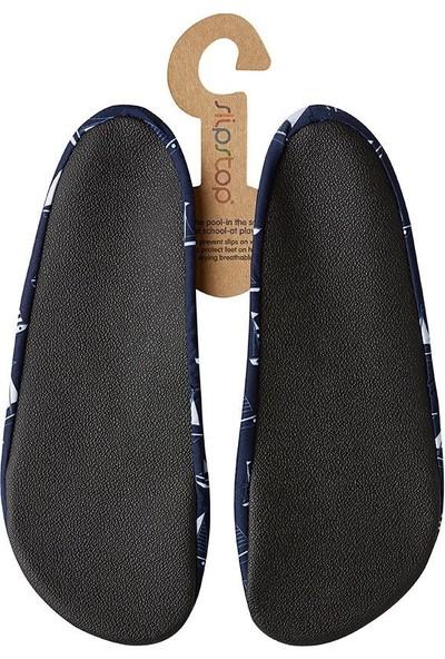 Slipstop Yacht Erkek Kaydırmaz Ayakkabı/Patik