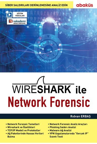 Wireshark ile Network Forensic (Eğitim Videolu) - Rıdvan Erbaş