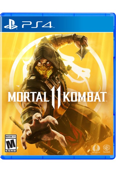 Mortal Kombat 11 Ps4 Oyun