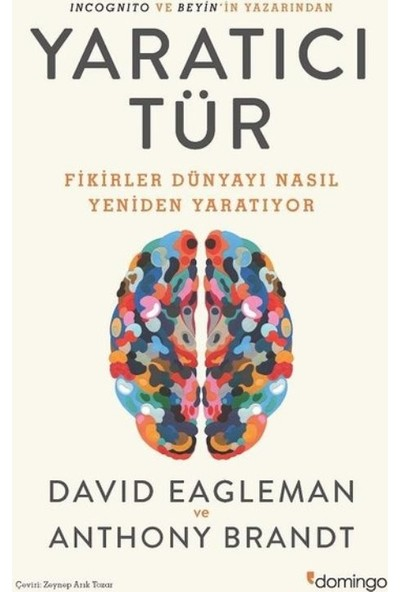 Yaratıcı Tür - David Eagleman