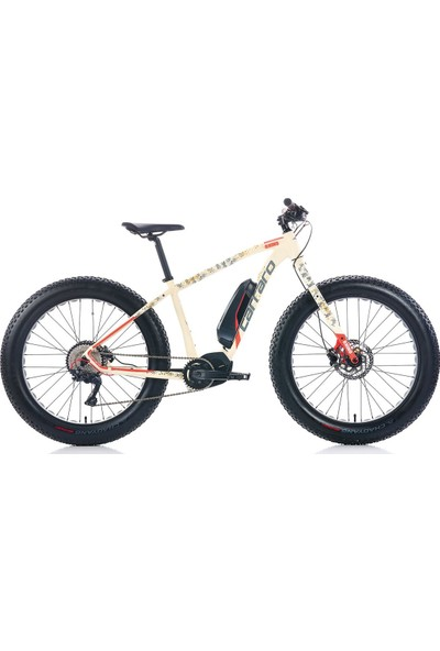 Carraro E Mtb Rhıno x 26 Jant 10 Vites Hd Erkek Elektrikli Dağ Bisikleti
