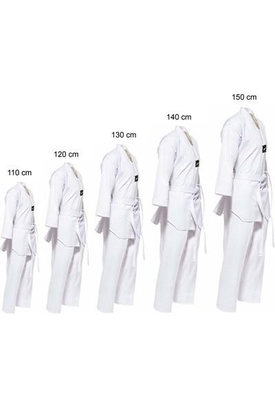 Liggo Çocuk Tekvando Elbisesi Taekwondo Elbisesi Dobok