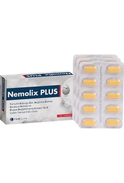 Nemolix Plus 30 Yumuşak Kapsül