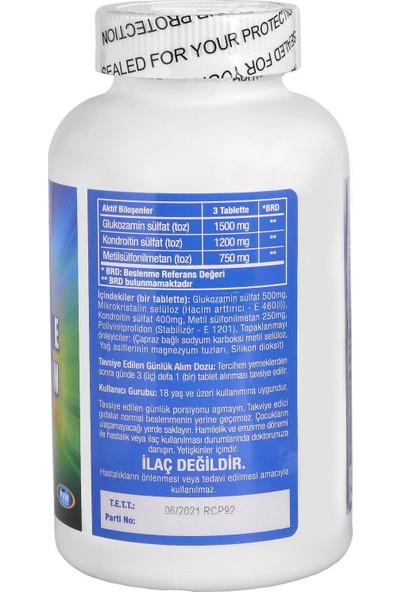 Trunature Glucosamine Chondroitin Msm 300 Tablet
