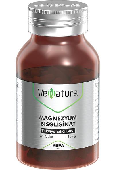 Venatura Magnezyum Bisglisinat 60 Tablet