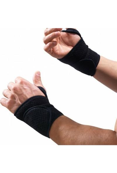 Dr Cornel DeluxE Neopren Dura Strong Ayarlanabilir Parmaklı Profesyonel El Bilekliği 1 Adet