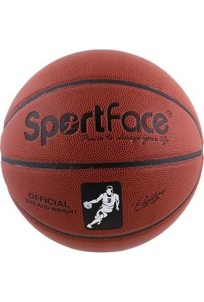 Sbt 2773 Sportface Deri Maç Basketbol Topu