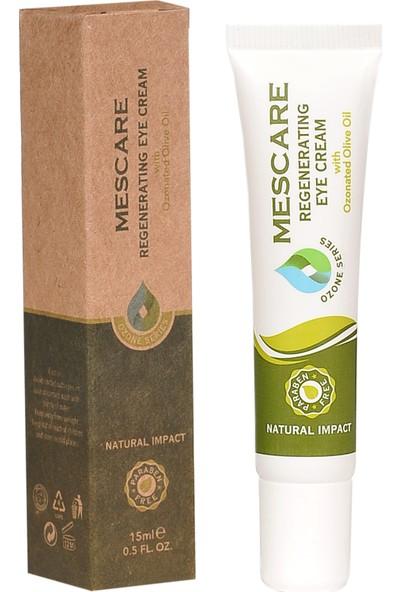 MESCARE - Doğal Ozonlu Göz Altı Bakım Kremi - 15 ml - PARABENSİZ