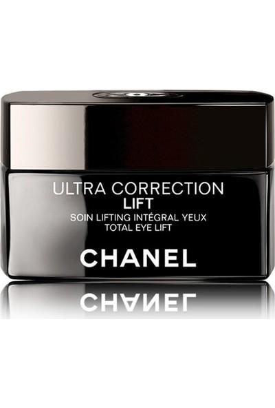 Chanel Ultra Correction Total Eye Lift Gözaltı Morluk Şişlik Kremi 15g