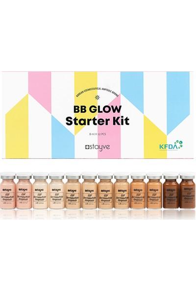 Stayve BB Glow Başlangıç Seti / Meso Glow / Meso Foundation