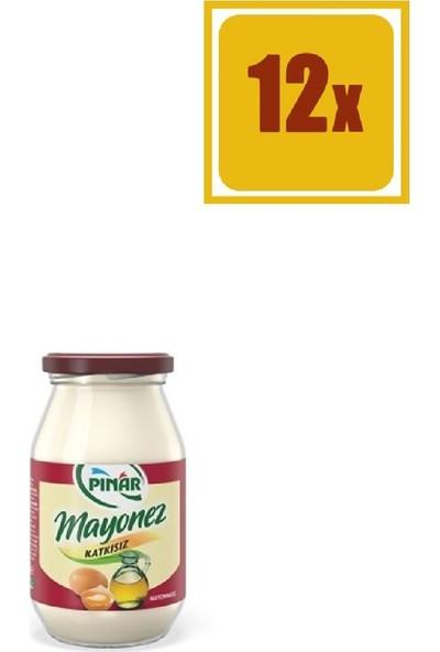 Tat Mayonez Cam 250 gr 12'li Set