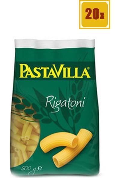Pastavilla Rigatoni Makarna 500 gr 20'li Set