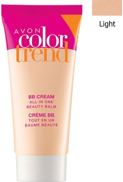 Avon Color Trend BB Krem 30 ml Light