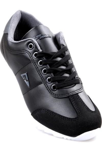 Pro Tracker Erkek Çocuk Siyah Spor Ayakkabı