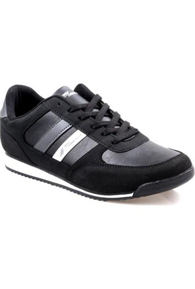 Pro Tracker Traum Siyah Günlük Erkek Spor Ayakkabı