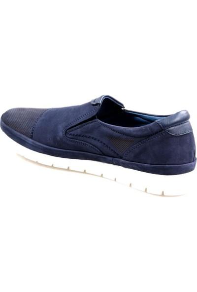 Greyder 63371 Lacivert Ortapedik Günlük Erkek Ayakkabı