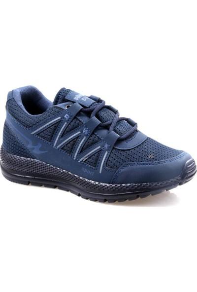 Riwax Erkek Çocuk Lacivert Günlük Spor Ayakkabı
