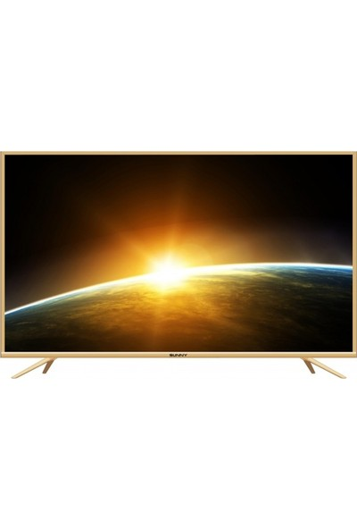 "Sunny SN040LED013-G 40"" 102 Ekran Full HD Uydulu LED TV Gold"