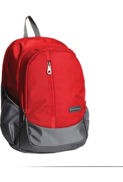 Quickbag Arızona Sırt Çantası Kırmızı Q3010
