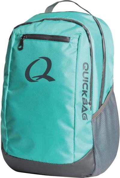 Quickbag Okul Sırt Çantası Havana Turkuaz Q3012