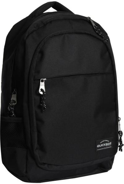 Quickbag Sırt Çantası Colarado Siyah Q3023