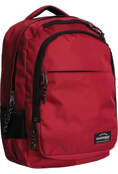 Quickbag Sırt Çantası Colarado Bordo Q3024
