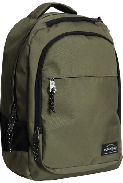 Quickbag Sırt Çantası Colarado Haki Q3026