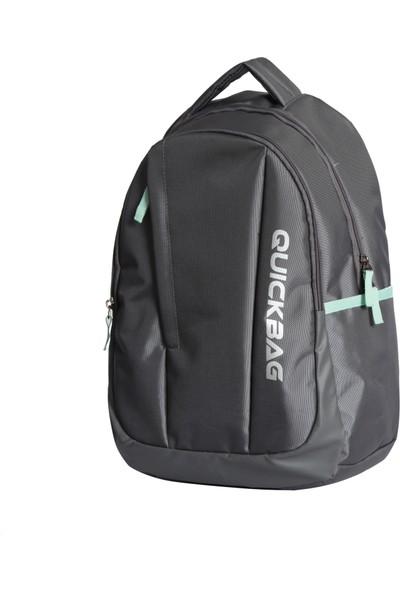 Quickbag Sırt Çantası Florıda Gri Q3031