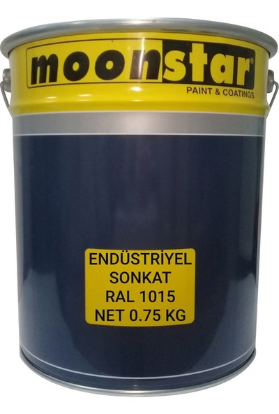 Moonstar Umut Boya Endüstriyel Boya Sonkat Ral 1015