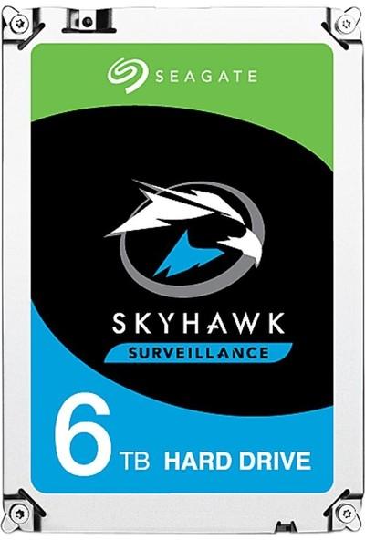 """Seagate Skyhawk 6TB 3.5"""" 5900RPM 256MB Sata 3 ST6000VX001"""