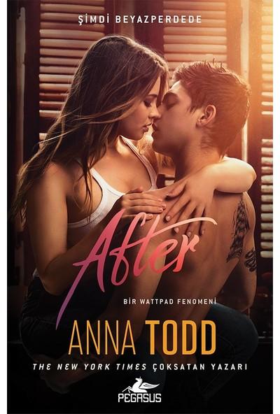 After - 1 (Film Özel Baskısı) - Anna Todd