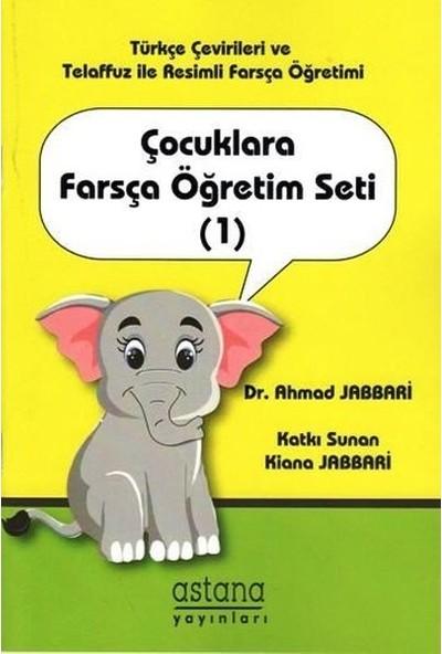 Çocuklara Farsça Öğretim Seti 1 - Ahmad Jabbari