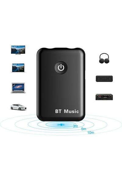 Schulzz Bt Bluetooth 4.2 Alıcı Ve Vericisi Receiver & Transmitter
