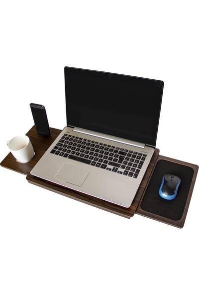 Prado Laptop Standı Düzenleyici Ceviz