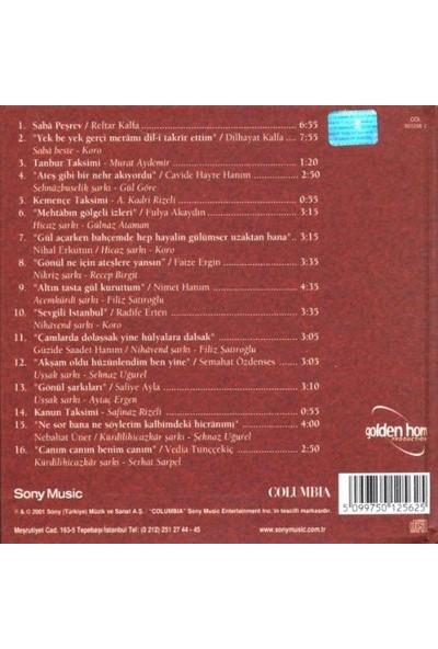 Kadın Bestekarlar 1 CD