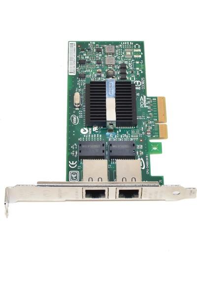Intel Pro 1000 PCI Express Pt Dual Port Gigabit Server Ethernet Kart