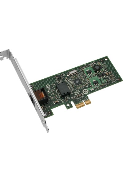 Intel Gigabit CT PCI Express Masaüstü Ethernet Kartı