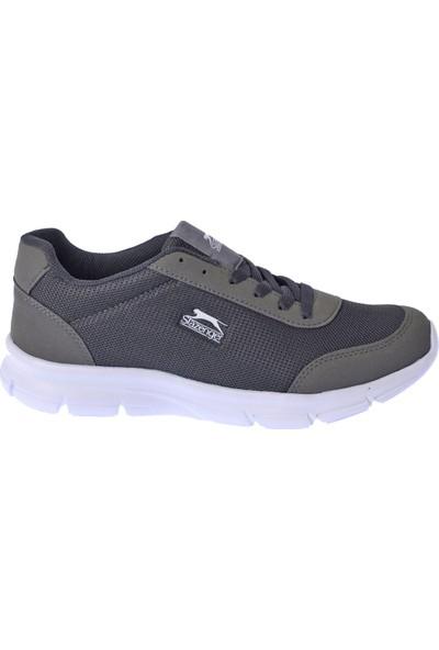 Slazenger Hunter Koşu & Yürüyüş Erkek Ayakkabı K.Gri
