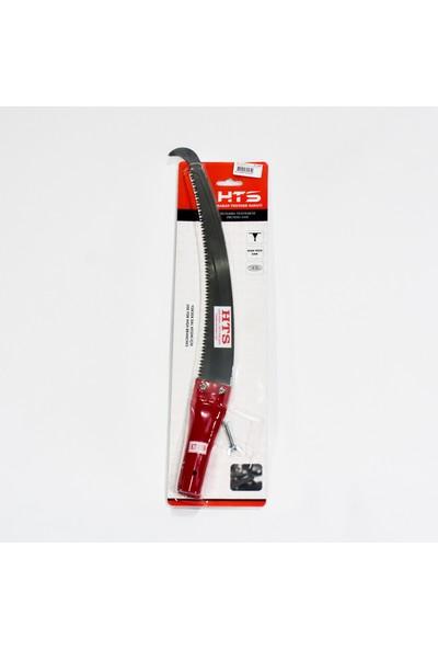 Ege Arge Kt-109 Kavisli Lazer Kesim Kurt Dişli Sap Takılabilen Yüksek Dal Budama Testeresi