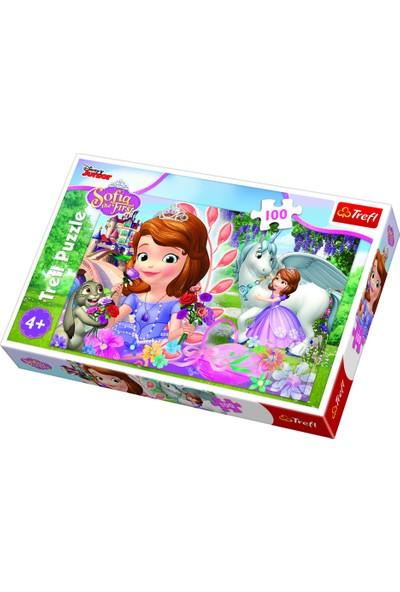 Trefl Puzzle 100 Disney Sofia The First 16344