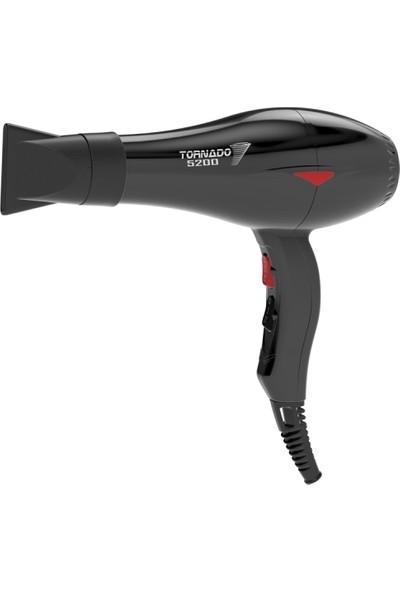 Hector Tornado Profesyonal Hair Dryer 5200 Turbo 2400 W