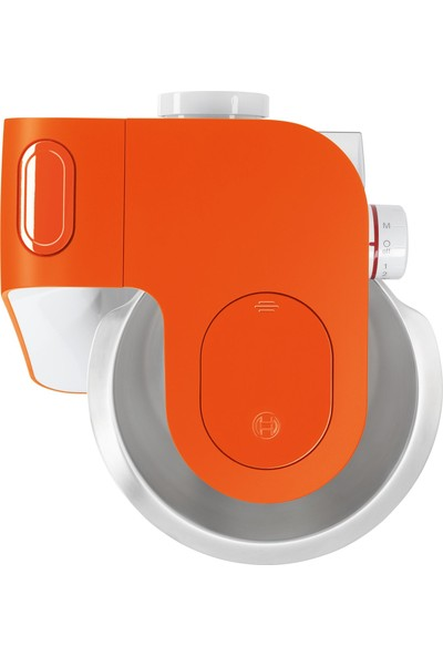 Bosch Mum54I00 Mutfak Makinesi Startline Beyaz İmpulsive Orange