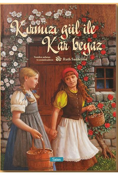 Kırmızı Gül ile Kar Beyaz - Ruth Sanderson