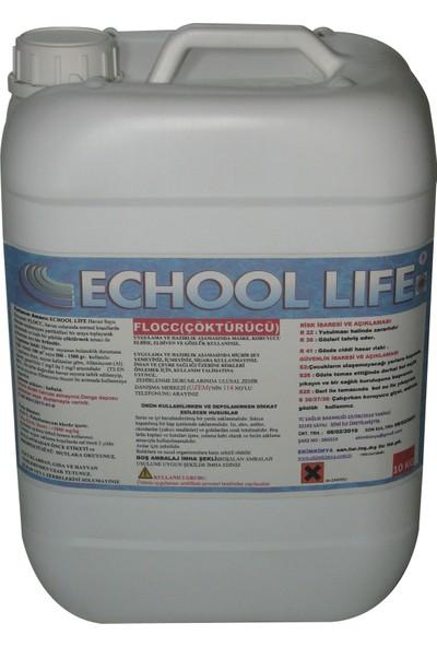 Echool Li̇fe Flock Çöktürücü Ve Topaklayıcı 10 Kg