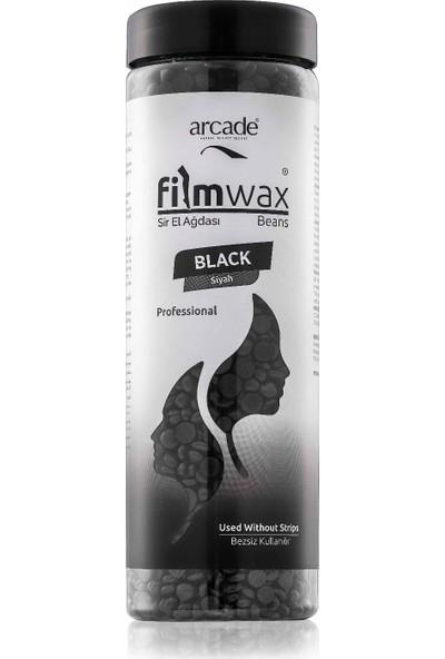 Arcade Filmwax Boncuklu Sir El Ağda 400 Gr Black Siyah