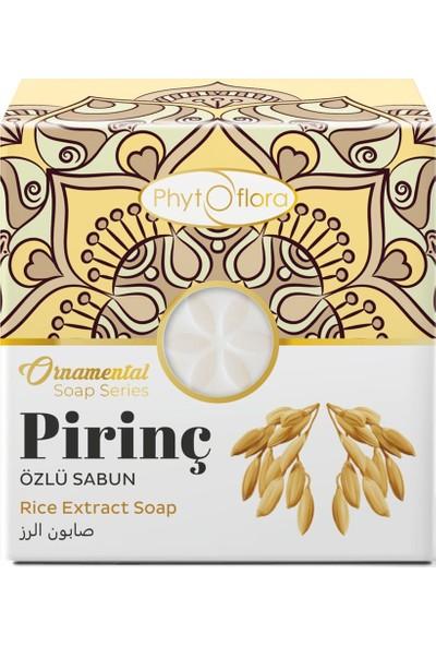 Phytoflora Pirinç Özlü Sabun