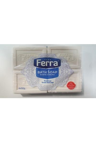 Park Ferra 4X150 Gr Katı Banyo Sabunu Özgün Kokulu