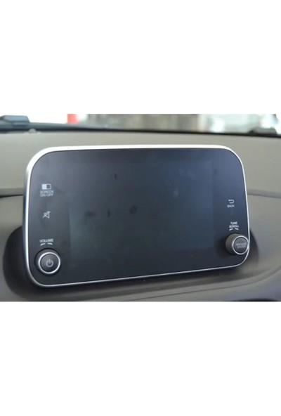 Aeltech Fiat Egea Navigasyon Ekran Koruyucu Cam