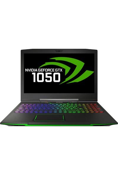 "Monster Abra A5 V13.5 Intel Core i5 9300H 8GB 256GB SSD GTX1050 Freedos 15.6"" FHD Taşınabilir Bilgisayar"